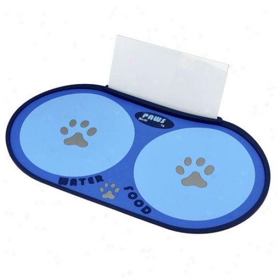 Wacky Paws Double Paw Mat
