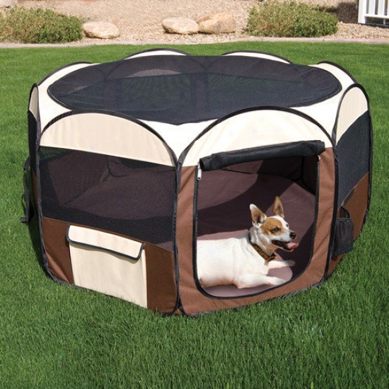 Ware Mfg Delux Pop-up Playpen