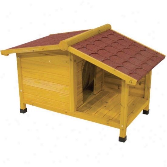 Ware Mfg Tuscan Courtyard Dog House