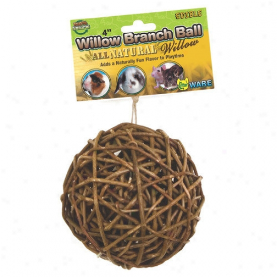 Ware Mfg Willow Branh Ball