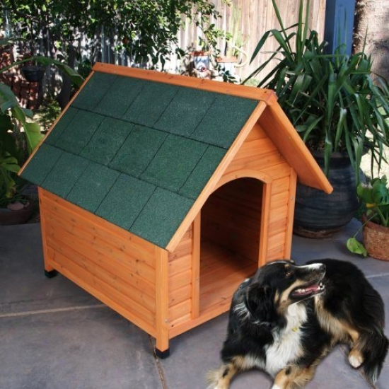 Ware Premium A-frame Dog House