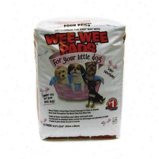 Little Wee Pads For Little Dogs