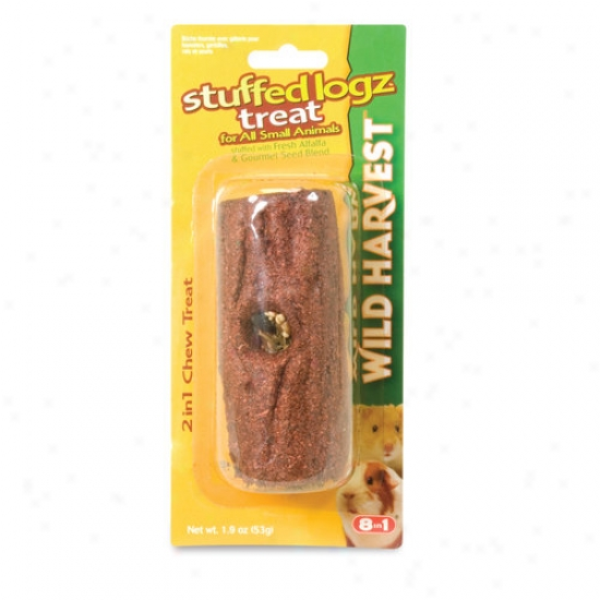 Wild Harvest Edible Log Stuffer, Small, 1ct