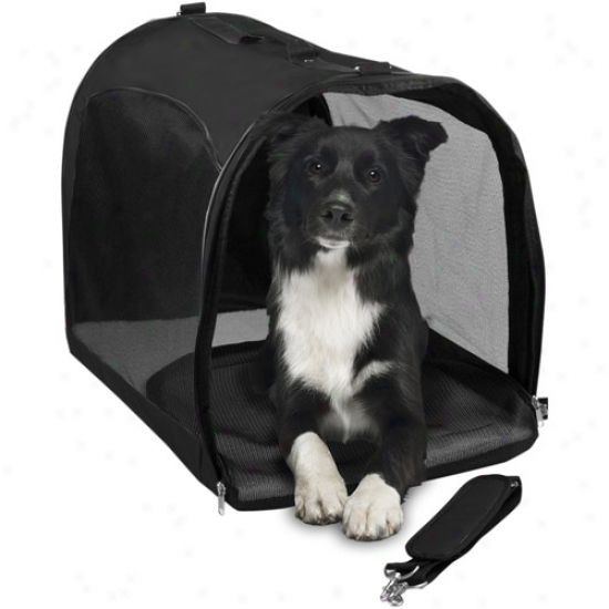 Worldpet Soft-sided Pet Carrief, Large