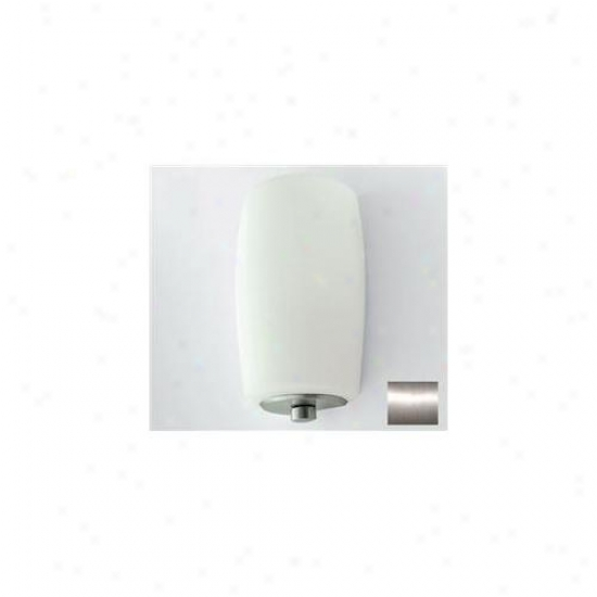 Wpt Design Queen  - Bs Incandewcent Sconce -B rushed Stainless