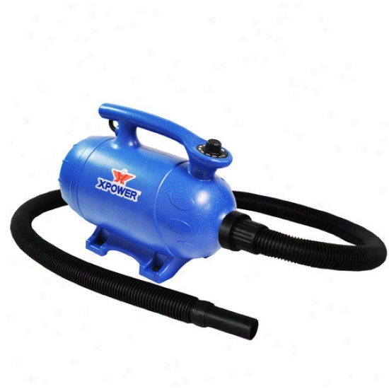 Xpower 3 Hp Pet Dryer And Vacuum