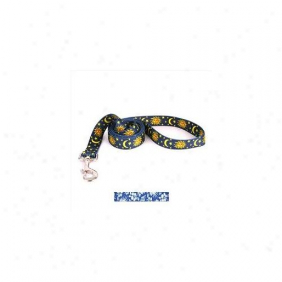 Yellow Dog Design Ab106ld 1 Inch X 60 Inch Aloha Blue Lead