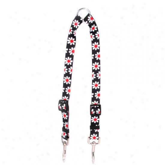 Yellow Dog Design Dark Daisy Coupler Lead