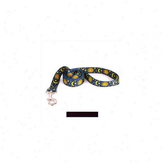 Yellow Dog Design Blk106ld 1 Inch X 60 Inch Solid Black Lead