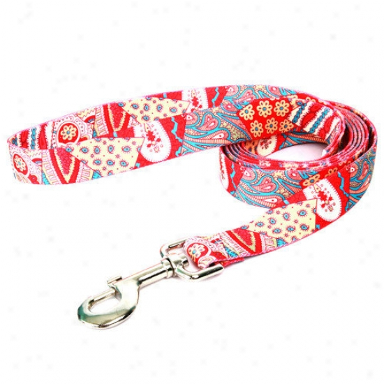 Yellow Dog Design Bohemian Patchwork Lead