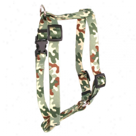 Yellow Dog Design Camo Roman Tackle