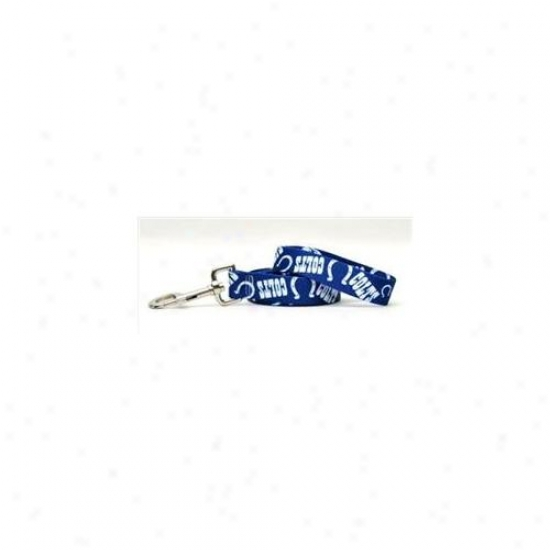 Yellow Dog Design Colt105ld 3/4 Inch X 60 Inch Indianapolis Colts Lead