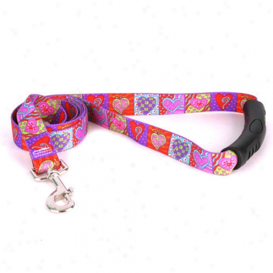 Yellow Dog Design Crazy Hearts Ez-lead