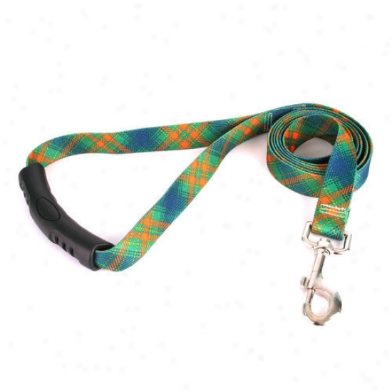 Yellow Dog Design Green Kilt Ez-lead