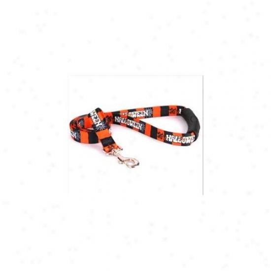 Yellow Dog Design Hh106ld-ez 1 Inch X 60 Inch Happy Halloween Ez-lead