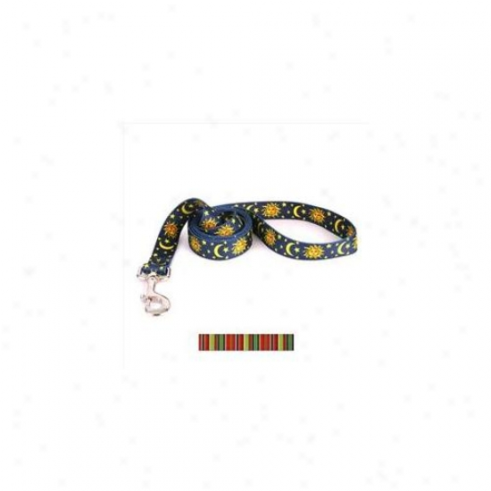 Yellow Dog Desing Hols105ld 3/4 Inch X 60 Inch Holiday Stripes Lead