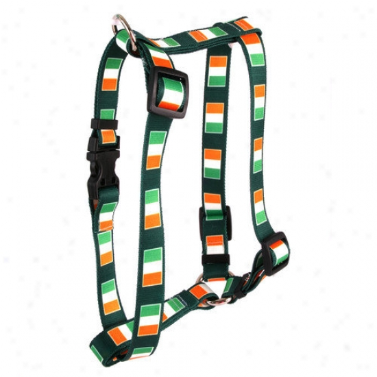 Yellow Dog Design Irish Flag Roman Harness