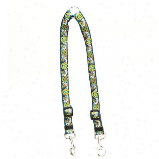 Yellow Dpg Design Lucky Dog Coupler Lead