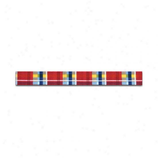 Yellow Dog Design Madras Martingale Collar