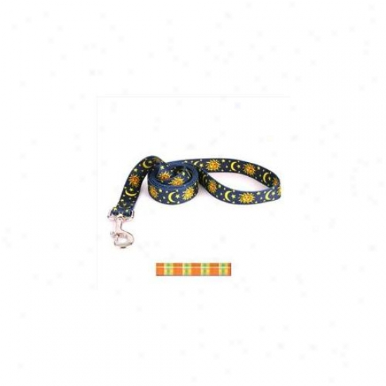 Yellow Dog Design Mdo106ld 1 Inch X 60 Inch Madras Orange Lead
