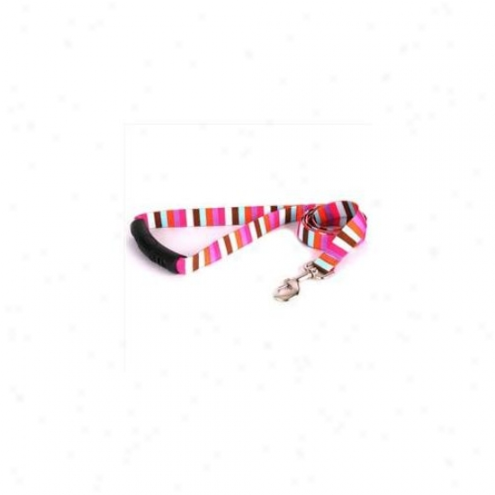 Yellow Dog Design Ms105ld-ez 3/4 Inch X 60 Inch Multi-stripe Ez-lead