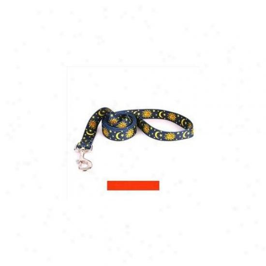 Yellow Dog Design Ora105ld 3/4 Inch X 60 Inch Solid Orange Lead