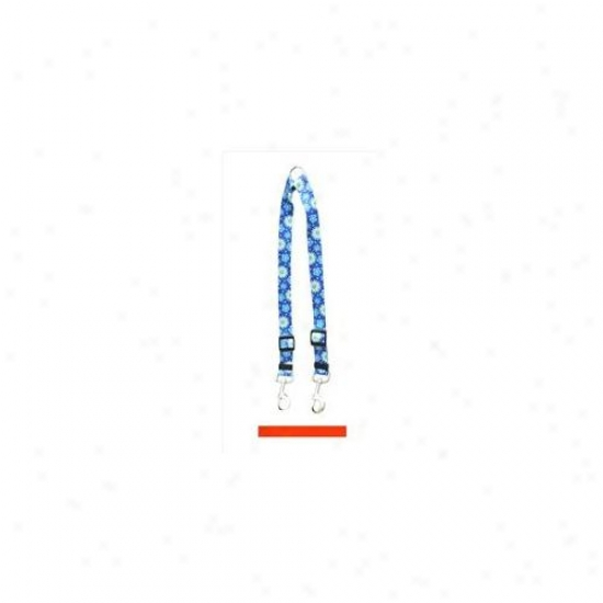 Yellow Dog Sketch Ora109 Solid Orange Coupler Lead - Medium