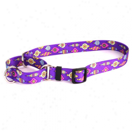 Yellow Dog Design Ornaments Martingale Collar