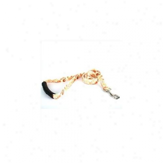 Yellow Dog Design Paw106ld-ez 1 Inch X 60 Inch Paw Prjnts In The Sand Ez-lead
