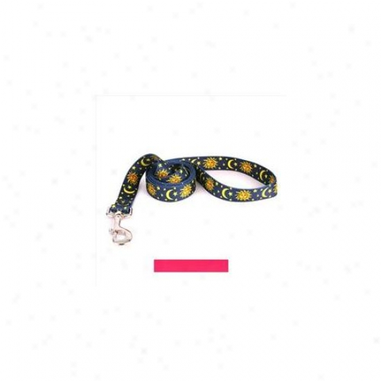 Yellow Dog Design Pn105ld 3/4 Inch X 60 Inch Solid Pink Lead