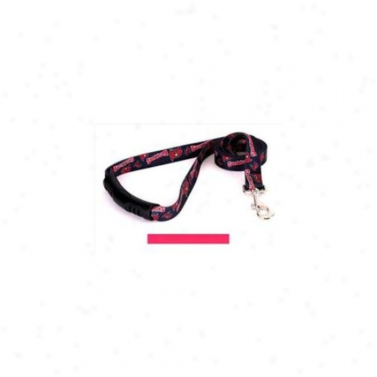 Yellow Dog Design Pnk105ld-ez 3/4 Inch X 60 Inch Solid Pink Ez-lead