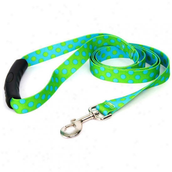 Yellow Dog Design Polka Dot Ez-lead