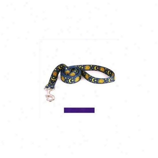 Yellow Dog Design Pur105ld Solid Purple Lead - 3/4 Inch X 60 Inch