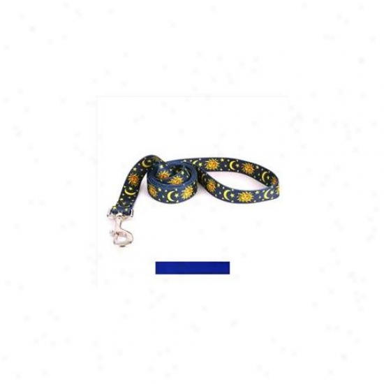Yellow Dog Design Rbl1O5ld Solid Royal Blue Lead - 3/4 Inch X 60 Inch