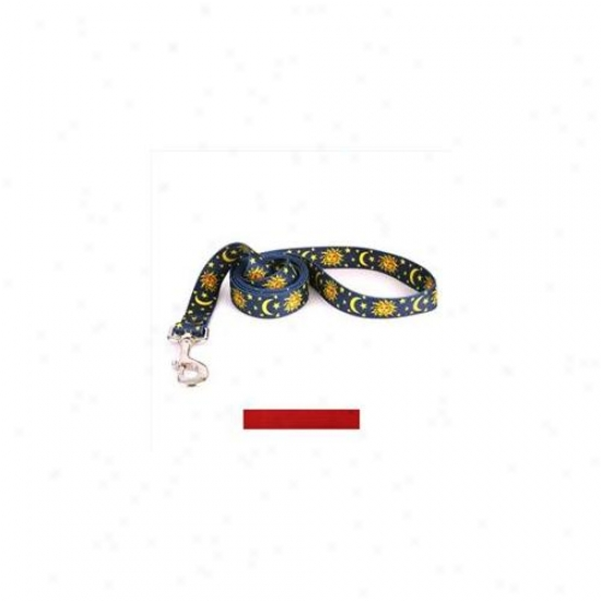 Yellow Dog Design Red105ld Solid Red Lead - 3/4 Inch X 60 Inch