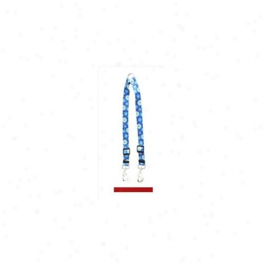 Yellow Dog Design Red110 Solid Red Coupler Lead - Large