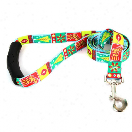 Yellow Dog Design Retro Christmas Ez-lead