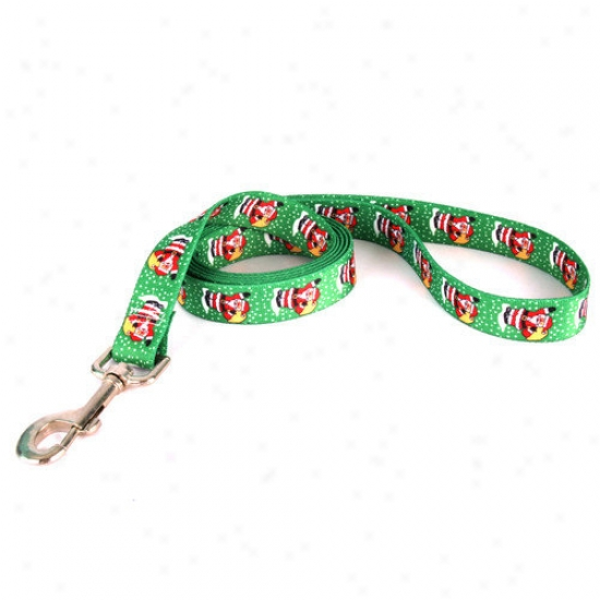 Yellow Dog Design Santa Claus Lead