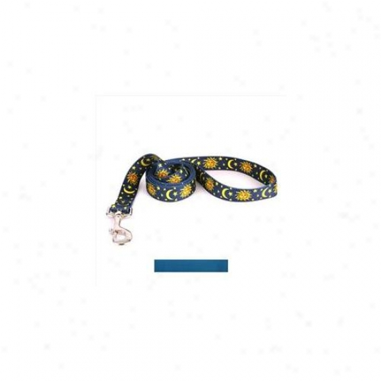 Yellow Dog Design Tel104od Solid Teal Lead - 3/8 Inch X 60 Inch