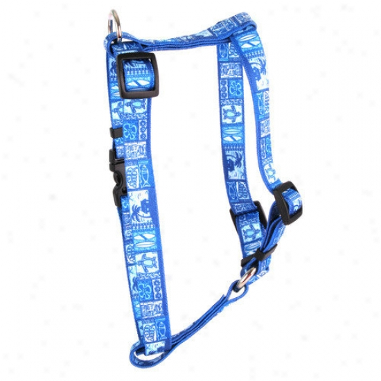 Yellow Dog Design Tiki Roman Harness