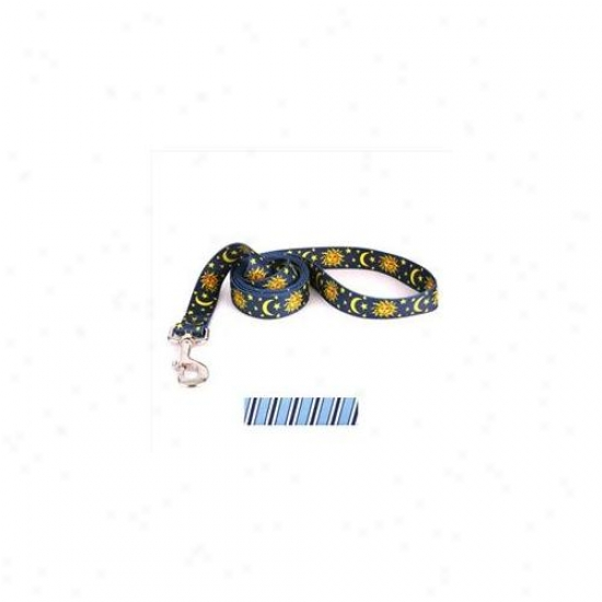 Yellow Dog Design Tsbbw105ld 3/4 Inch X 60 Inch Team Spirit Lt.  Blue, Dark Dismal And White Lead