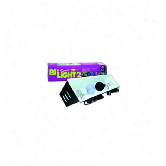 Zilla - Dual Fixture Black 20 Inch - 100011634-rp433