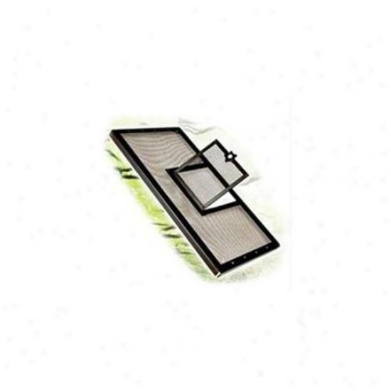 Zilla - Screen Door- Black 30 X 12 Inch - 100011875