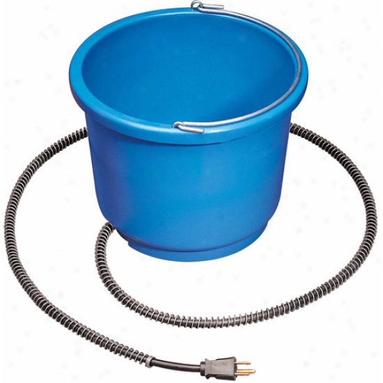 Allied Precision Ind 9hb 9-qt Heated Bucket