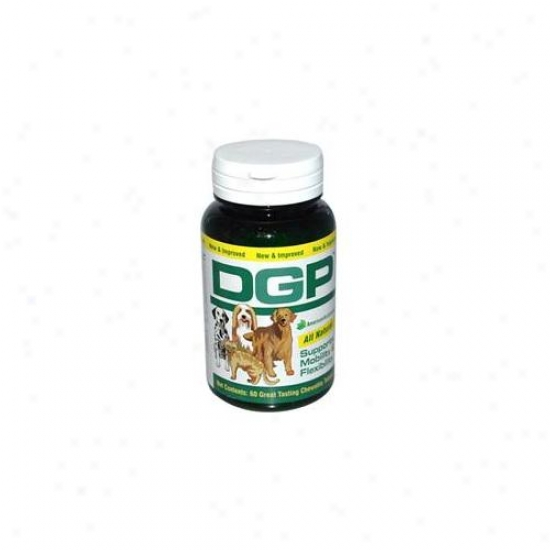 American Bio-science 0522664 Dgp Chewable - 60 Chewable Tablets