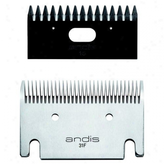 Andis Equine 31 F-15 Fi Cliipper Blade