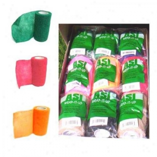 Animal Supplies 4073405 Wrap-it-up Flexible Bandage