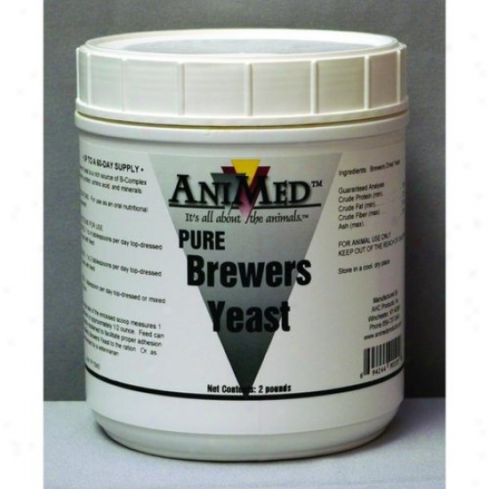 Animed 90105 Brewers Yeast