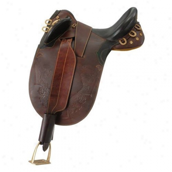 Australian Outrider Stockman Bush Jockey Without Horn
