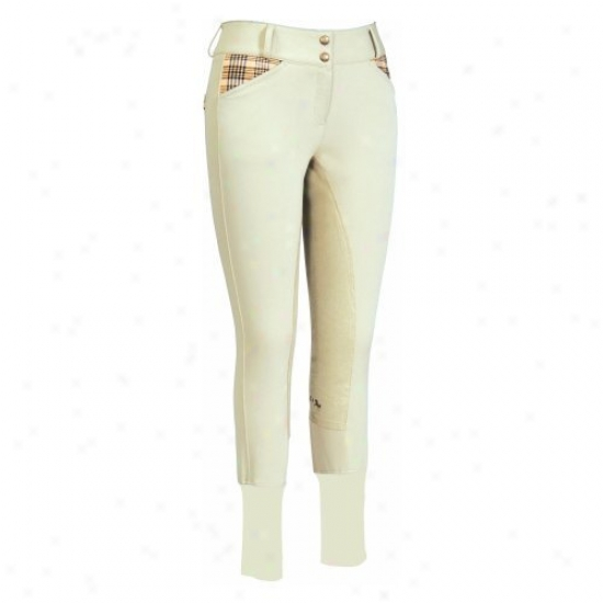 Baker Ladies Elite Full Seat Breeches